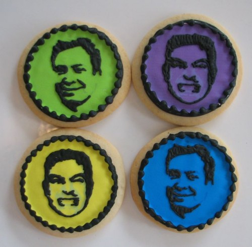 Late Night with Jimmy Fallon Cookies by Whipped Bakeshop