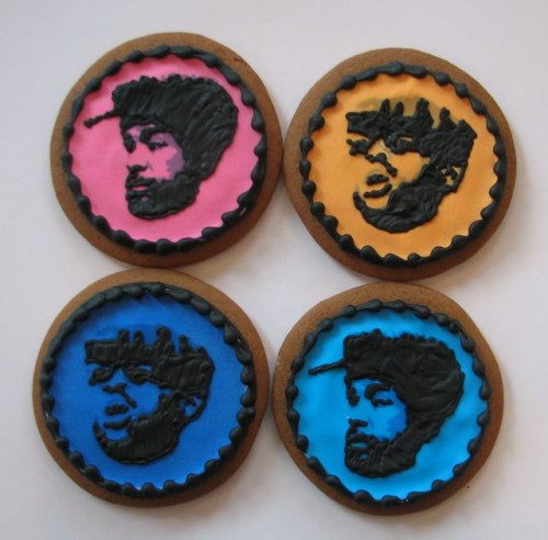 Questlove and Black Thought Cookies by Whipped Bakeshop