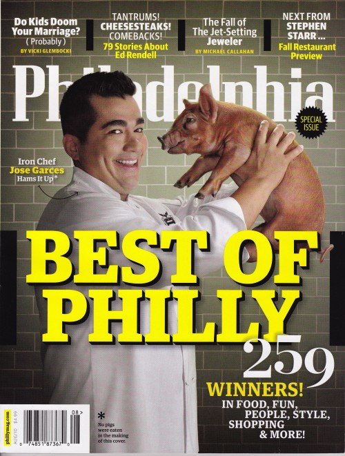 Whipped Bakeshop Wins 2010 Best of Philly Award for Best Cupcakes in Philadelphia