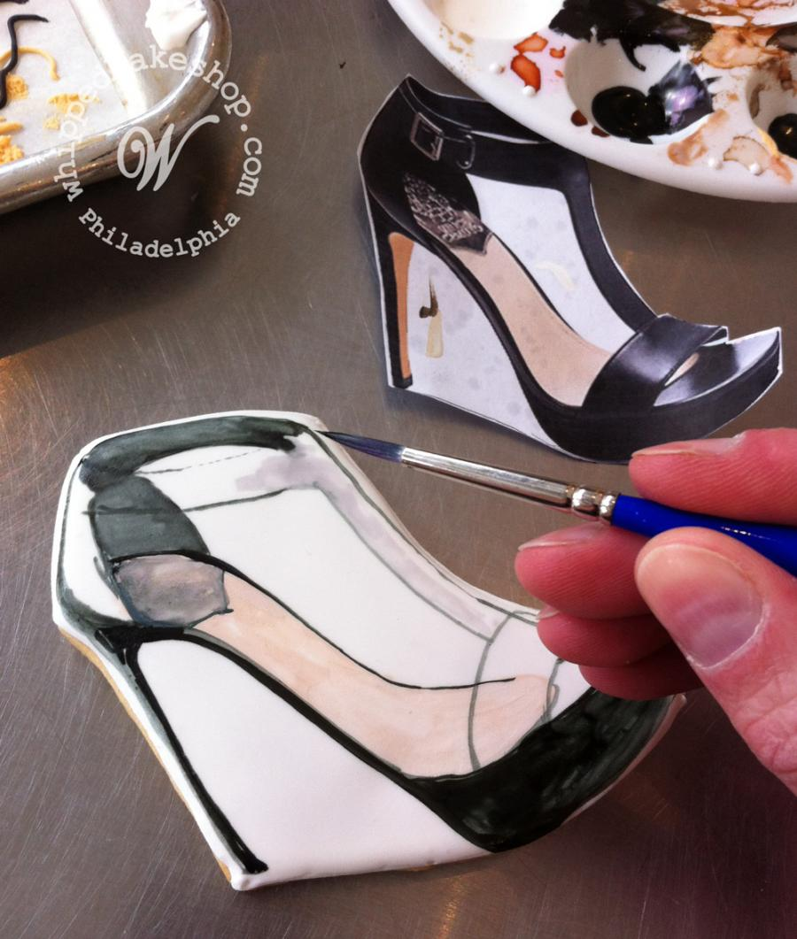 Vince Camuto Shoe Cookies Whipped Bakeshop