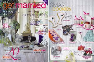 Press from Get Married featuring Whipped Bakeshop
