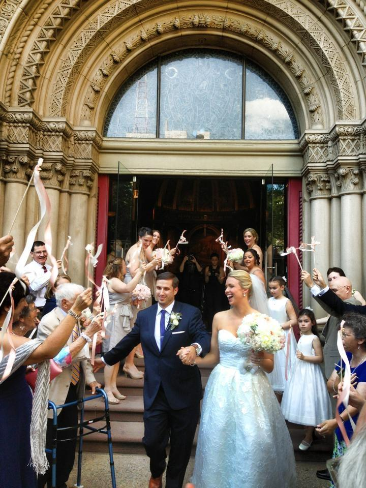 Dieffenbach Wedding at Urban Outfitters (URBN) in Philadelphia