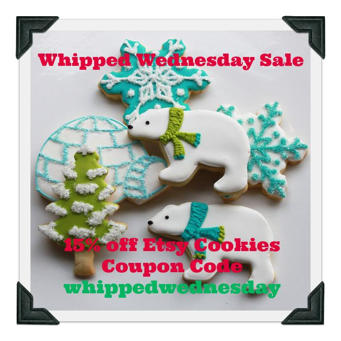 whipped bakeshop holiday cookies