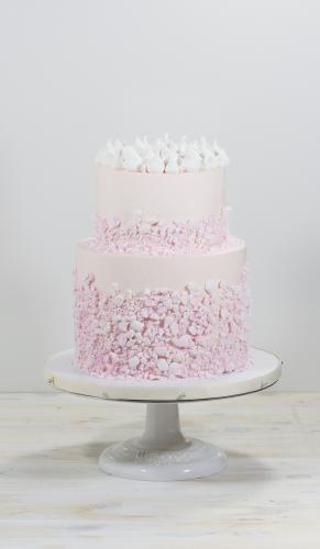 Whipped Bakeshop Cake for Smoochie Paper