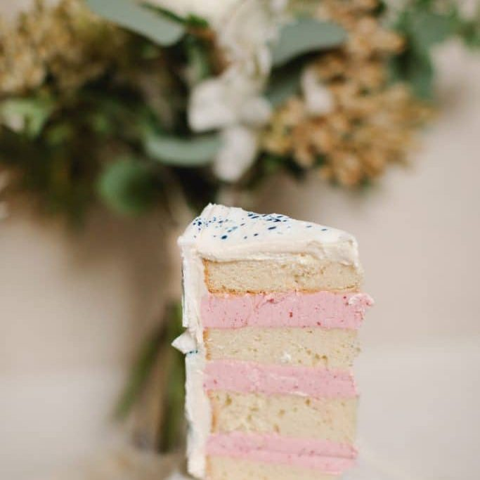 A piece of cake by Whipped Bakeshop
